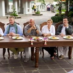 Masterchef saison 4 , tournage pour TF1