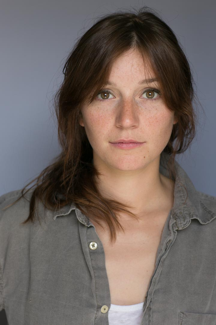 Joséphine, graphiste