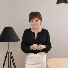Agnès Menso, Coach