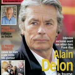 Alain Delon dans Hola