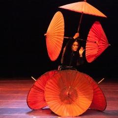 """Victoria Chaplin """"Le cirque Invisible"""""""