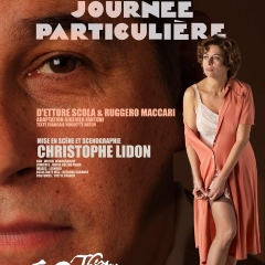 """Corinne Touzet, Jérome Anger """"Une journée particulière"""""""