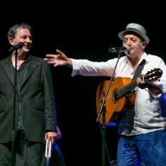 François Morel et Louis Chedid