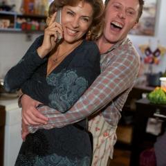 Corinne Touzet et Francis Renaud